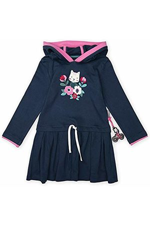 sigikid Girl's Kleid Mit Kapuze Dress, ( 279)