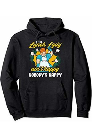 Tee Styley Lunch Lady School Cafeteria Worker Teacher Appreciation Gift Pullover Hoodie