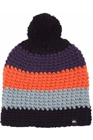 Quiksilver Men Beanies - Division Beanie Men's Hat Zinc One Size