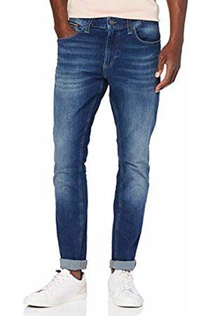 Tommy Hilfiger Men's Slim Tapered Steve Frdk Jeans