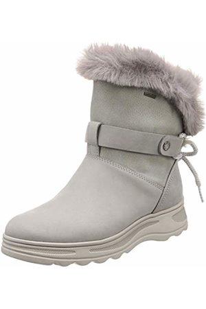 Geox Women's D Hosmos B ABX C Snow Boots, (Lt / C1355)