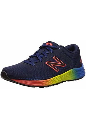 New Balance Boys' YPARIV2 Fitness Shoes, Navy