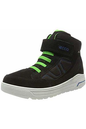 Ecco Boys' Urban Snowboarder Hi-Top Trainers, /Clover 51626