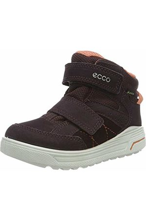 Ecco Girls' Urban Snowboarder Hi-Top Trainers, Fig/Apricot 51627