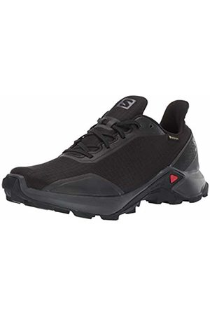 Salomon Men ALPHACROSS GTX Trail Running Shoes, Ebony/