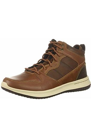 Skechers Men's DELSON- RALCON Classic Boots, Leather BRN