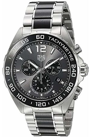 Tag Heuer Men's Analogue Quartz Watch with Stainless Steel Strap CAZ1011.BA0843