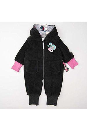 sigikid Baby Girls' Fleeceoverall Mit Kapuze Clothing Set