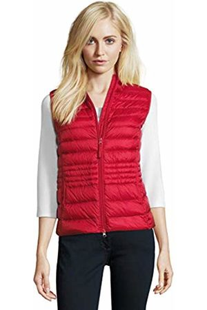 Betty Barclay Women's 5300/9607 Outdoor Gilet, ( Scarlet 4635)