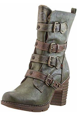 MUSTANG DAMEN BOOTY Stiefel Stiefeletten Boots 1259 601 200