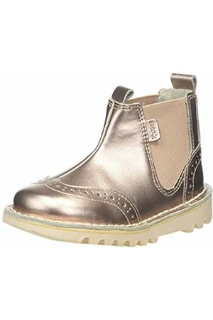 Kickers Baby Girls' Kick Brogue Chella Boots, ( Gld)