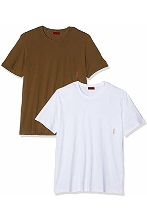 HUGO BOSS Men's T-Shirt Rn Twin Pack Dark 303