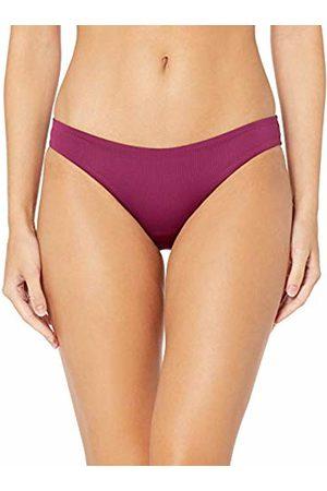 Seafolly Girls Bikinis - Women's Mini Hipster Bikini Bottoms, Boysenberry