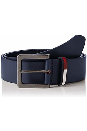 Tommy Hilfiger Men's TJM Flag Inlay Belt 4.0