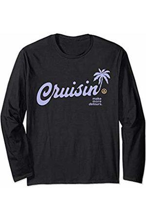 Neff 80s Retro Classic Car Cruisin' Long Sleeve T-Shirt