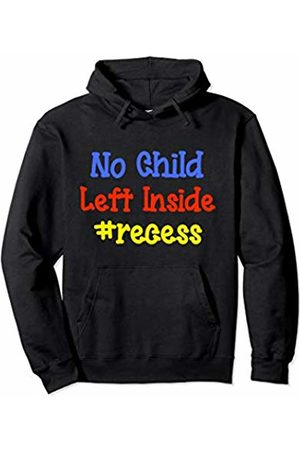 Time to Play Tee No Child Left Inside Recess Awareness School Pullover Hoodie