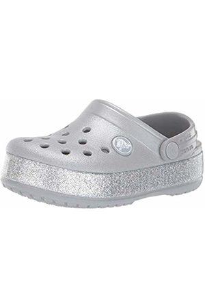 Crocs Unisex Crocband Glitter Clog Kids 040