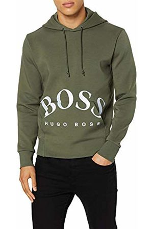 HUGO BOSS Men's Sly Sweatshirt, Dark