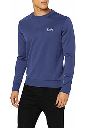 HUGO BOSS Men's Salbo 1e Sweatshirt, Bright