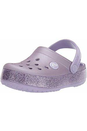 Crocs Unisex Crocband Glitter Clog Kids