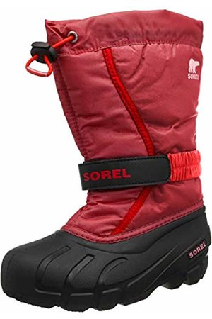 sorel Unisex Kid's Youth Flurry Snow Boots, ( Jasper, Mou 664)