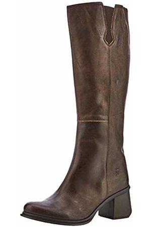 Fly London Women's JESK534FLY Cowboy Boots, ( 002)