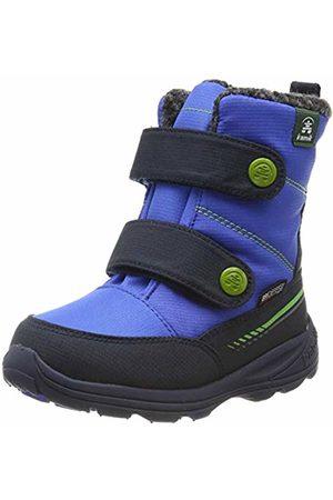 Kamik Unisex Kids' Pep Snow Boots, ( Blu)