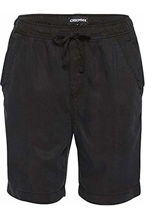 CHIEMSEE Women's Chino Plain Shorts Clothing//, Womens, Chino-Shorts, einfarbig