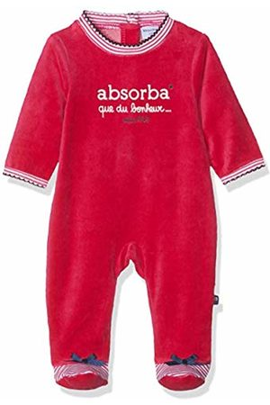 ABSORBA Baby Girls' 7p54401-ra Db Pont Dos Sleepsuit
