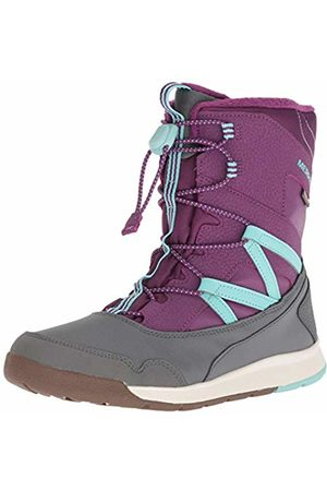 Merrell Unisex Kid's M-Snow Crush Waterproof Boots, ( /Turquoise)