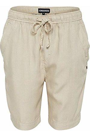 CHIEMSEE Women's Chino Plain Shorts Clothing//, Womens, Chino-Shorts, einfarbig