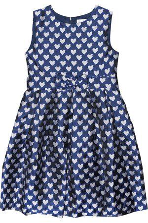 Rachel Riley Heart jacquard dress
