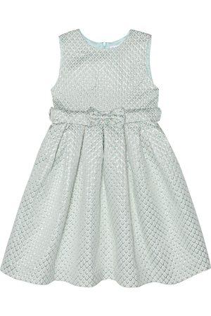 Rachel Riley Brocade dress