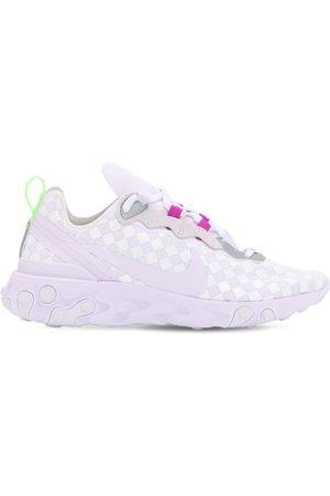 Nike React Element 55 Gel Pack Sneakers