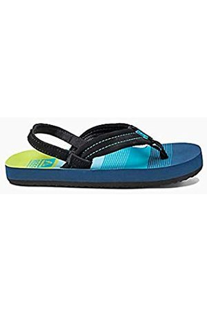 Reef Ahi, Boys Flip Flop, Multicoloured (Aqua/ Agn)