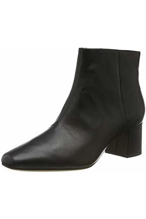Clarks Women Ankle Boots - Women's Sheer Flora Chelsea Boots, Leather