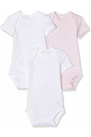 Benetton Baby Boys' Lutk Basic 1 Bodysuit