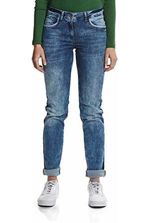Cecil Women's 371853 Scarlett Straight Jeans