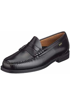 G.H. Bass & Co. Men's Larson Loafers, ( Leather 000)