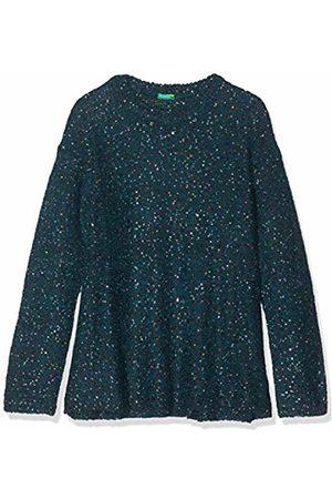 Benetton Girl's Indigo G3 Long Sleeve Top