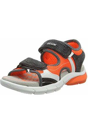 Geox Boys Sandals - J SANDAL FLEXYPER BOY A, Boy's Open Toe Sandals