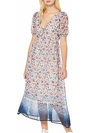 Springfield Fq. Midi Cenefas Dress Women's Large (Manufacturer's size:L)