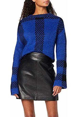 Object NOS Women's Objchloe Leather Skirt Noos
