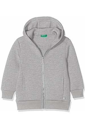 Benetton Boy's Basic B2 Sports Hoodie