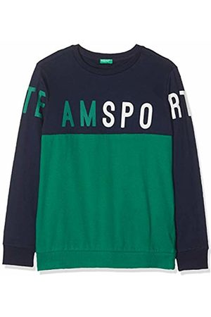Benetton Boy's Colors B2 Sports Hoodie