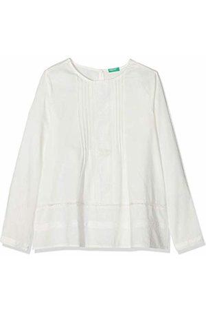 Benetton Girl's Indigo G3 Blouse