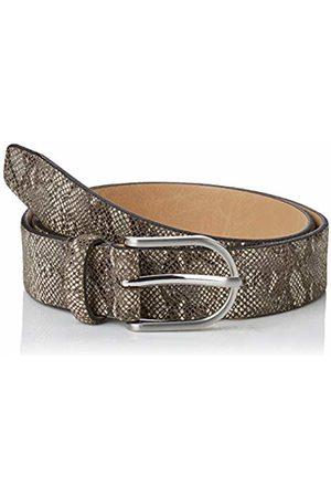 Brax Women's Ledergürtel mit Schlangenprint Belt, ( 9)