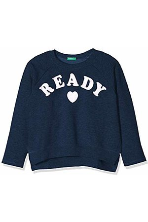 Benetton Girl's Colors G2 Sports Hoodie