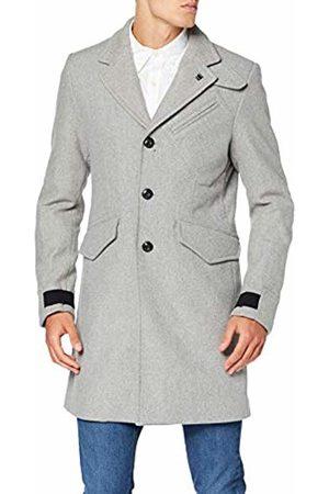 G-Star Men's Varve Wool Coat, ( HTR 906)