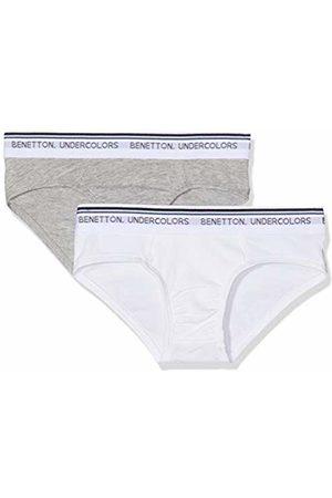 Benetton Boy's Lutk Basic 1 Boxer Shorts